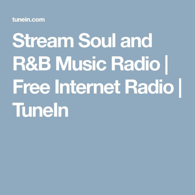 Stream Soul and R&B Music Radio | Free Internet Radio | TuneIn