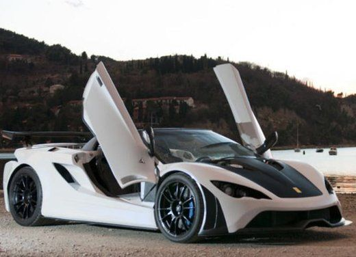 Beautiful Tushek Renovatio T500. Luxury Sports CarsExotic ...