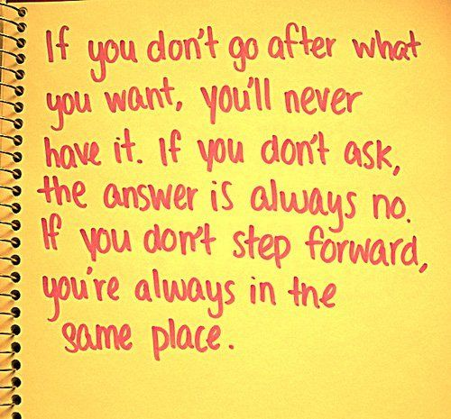 If you don't...
