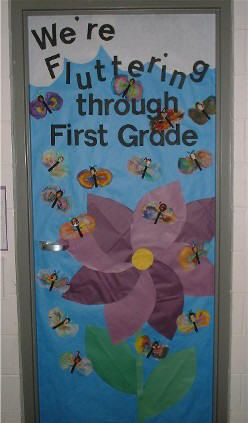 october teacher door ideas | ideas classroom door decorations may bulletin boards classroom ideas ...
