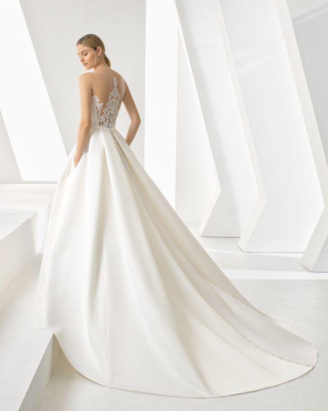 elegante en estilo claro y distintivo disfrute del envío de cortesía DOROTHY - Novia 2019. Colección ROSA CLARA | Weddings en ...