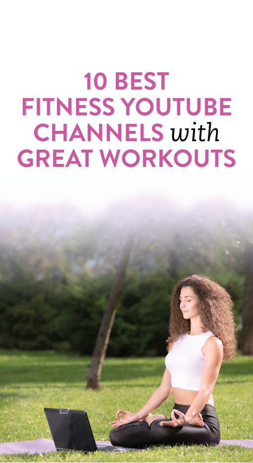 the best fitness channels on YouTube #health