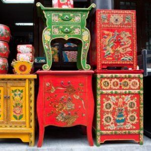 Mejores 77 im genes de muebles orientales en pinterest for Muebles japoneses antiguos