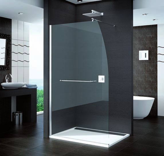 25 best ideas about douche en coin on pinterest for Baignoire et douche