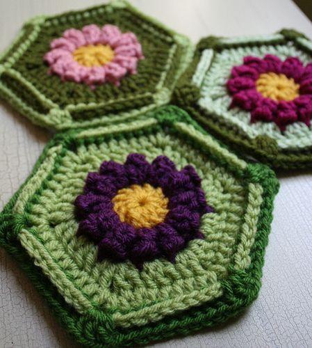 288 besten crochet patterns: blankets Bilder auf Pinterest | Crochet ...