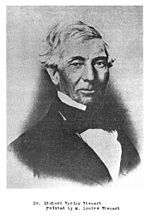 "Richard Sprigg Steuart saw African colonization as ""the only hope"" to end slavery in Maryland.[21]"