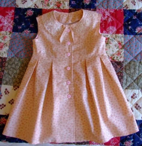 The Lilah Dress....I need this in an adult size!  Very cute
