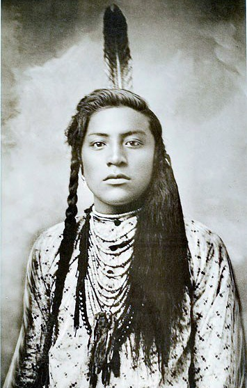 1883  Native American Indian #world #cultures