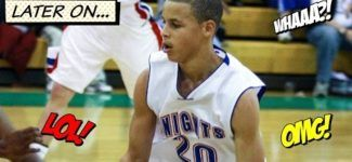 steph curry rookie year highlights