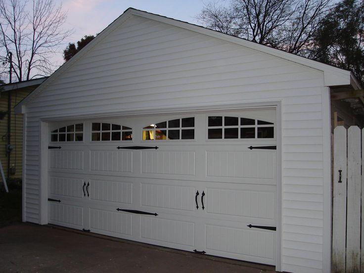 Two Car Garage Door Opener