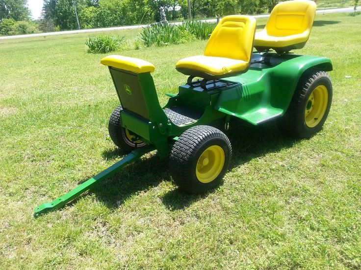Oldest John Deere Lawn Tractor : Best images about old iron on pinterest riding mower