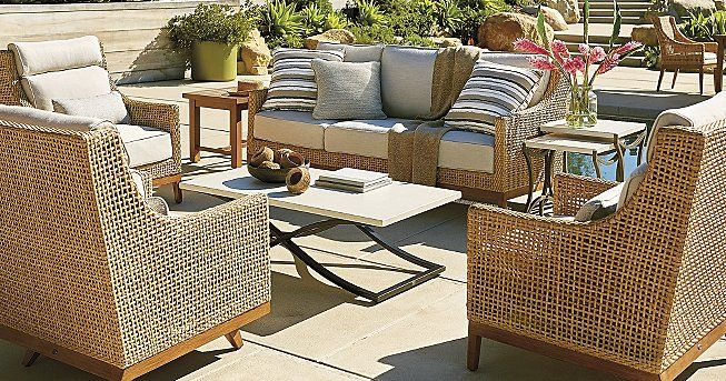 Peninsula By Summer Classics Outdoor Furniture Luxury Homes