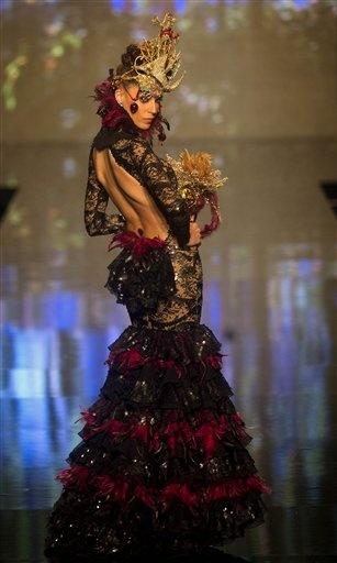 2013 Flamenco Fashion Show - Galleries - KTAR.com a través de Abby Devis