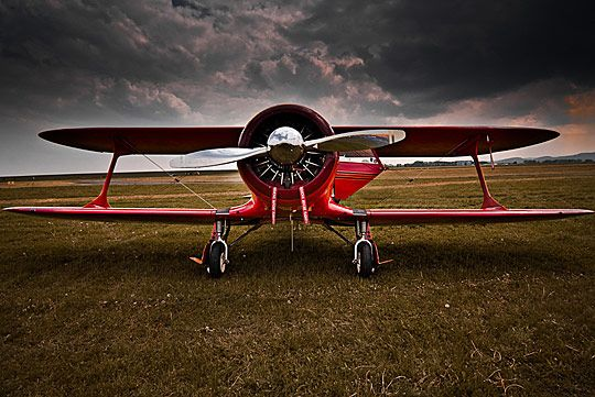 Aircraft Dreams - the airplane vintage series