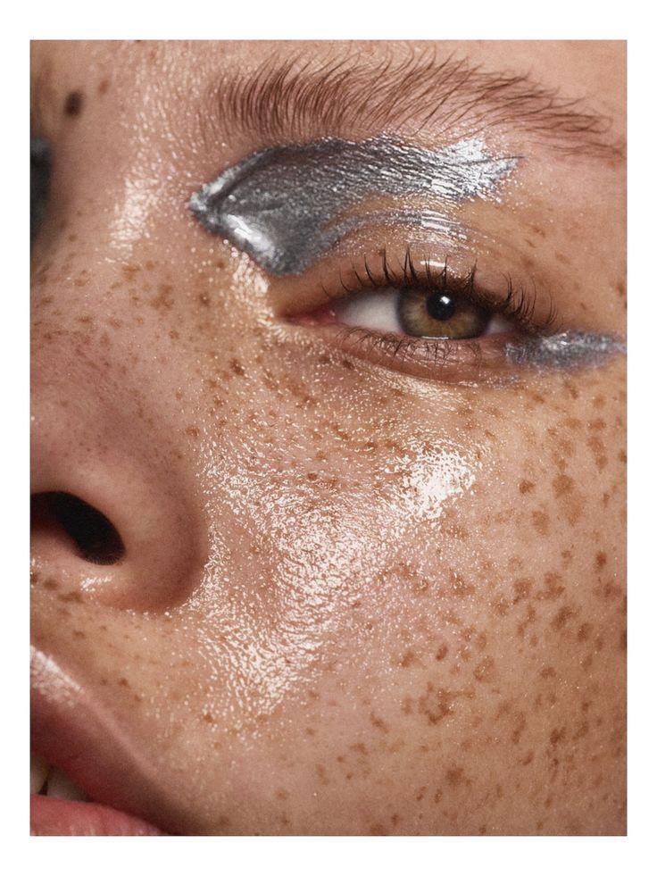 Oil & pastel model: aleece wilson (elite) photographer: CARLOS+ALYSE make-up: tami el sombati