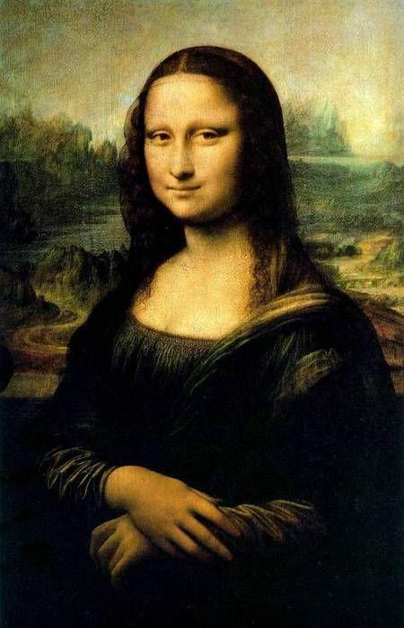 Мона Лиза (Джоконда). 1503-04