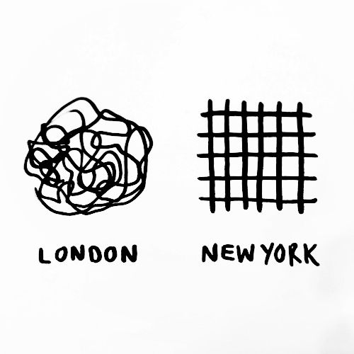 London vs NY, and that's why we love London