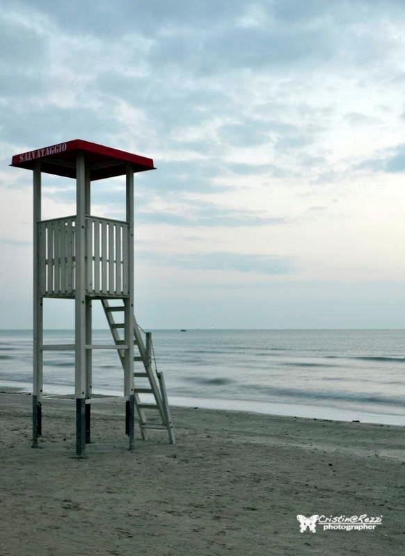 Solo il rumore del mare...