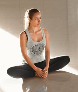 Yoga  Tank Top - Yoga Mind Body Soul Namaste ** Many Colors and Styles.  See Them All >>>http://bit.ly/allyoga