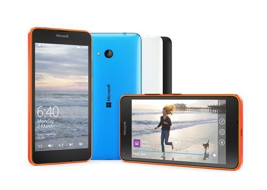 Cyan Lumia 640 headed to EE UK