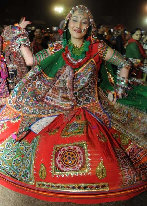 Garba, Navratri, India