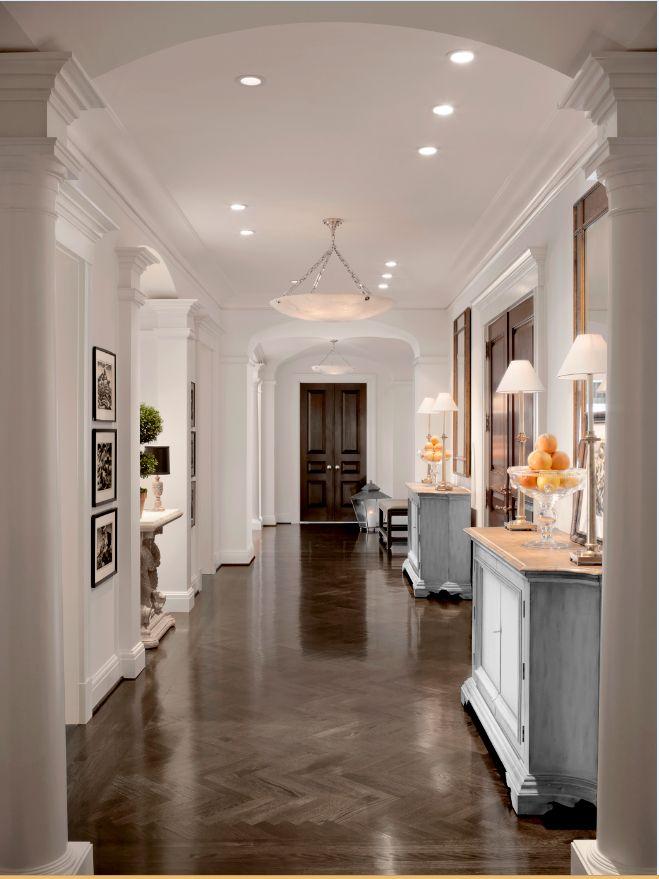 Hallway Design Ideas Http://www.pinterest.com/njestates/hallway