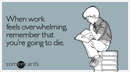 BAHAHAHA: Someecards Funny Work, Remember This, Development Someecards, Funny Workplace, Feelings Overwhelmed, Work Feelings, So True, Workplace Ecards, Funny Ecards