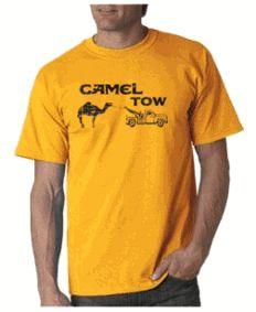 Camel Tow T-shirt - Camel Towing T-shirt - Sex T-shirt