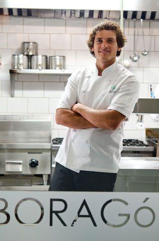 Rodolfo Guzman - chef star