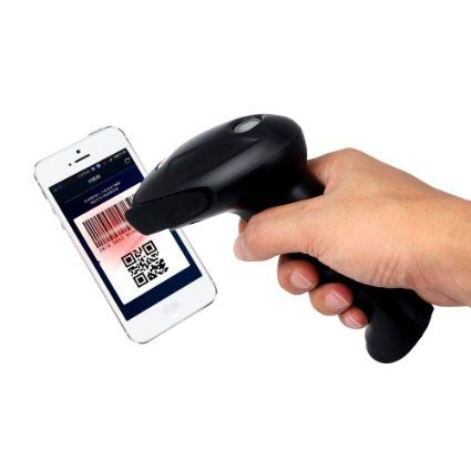 Eyoyo Handheld Wired USB 2d/qr Barcode Scanner CCD Bar Code Reader For Mobile Payment Computer Screen Scanner, 2016 Amazon Hot New Releases Packaging & Shipping Supplies  #Industrial