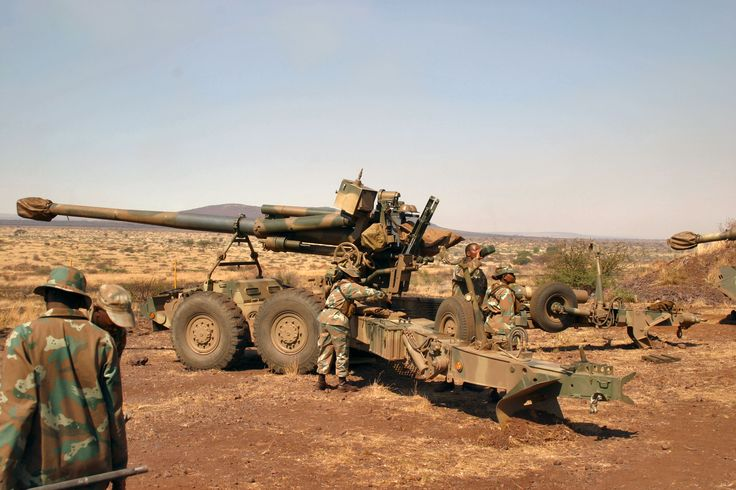 G5 155 mm Howitzer (South Africa)