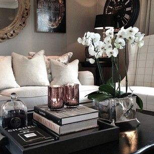 Coffee Table Decorations best 25+ coffee table styling ideas only on pinterest | coffee