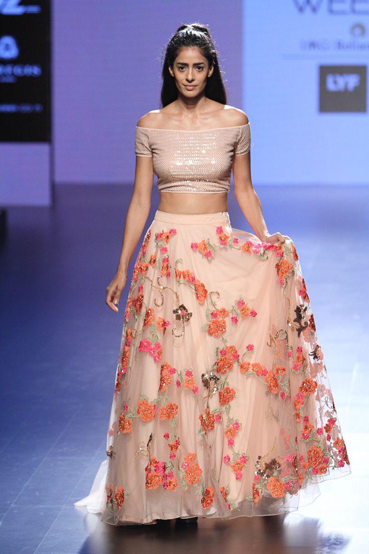 Lakme Fashion Week Summer Resort 2016   Neeta Lulla #LFWSR2016 #NeetaLulla #PM