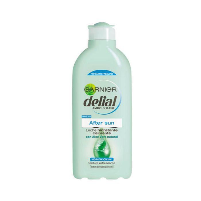 Delial Après Soleil Lait Hydratant Apaisant 400ml