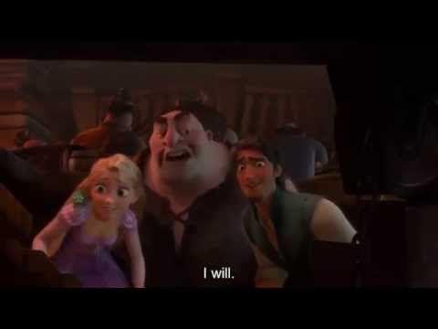 Tangled Full Cartoon Movie English Subtitle Animation Movies 2014 New Walt Disney Movies - YouTube