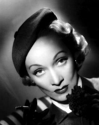 Marlene Dietrich. She knew lighting better than most of the photographers. did her own makeup too.