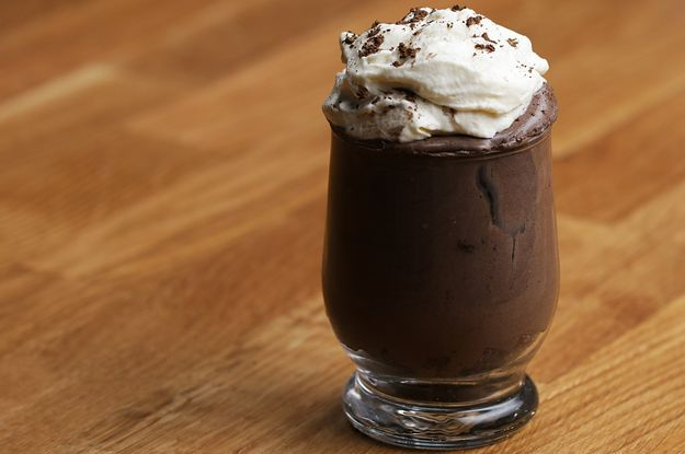 Doesn't this look amazing? Tiramisu Chocolate Mousse #Recipe >>>  #dessert