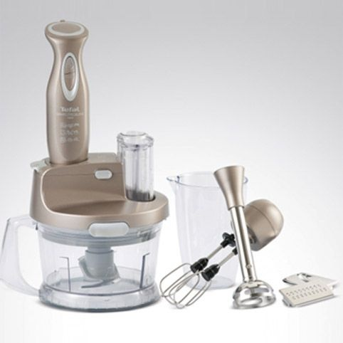 Tefal Smart Pro Multi-Blender Silver Set - Güven Evim