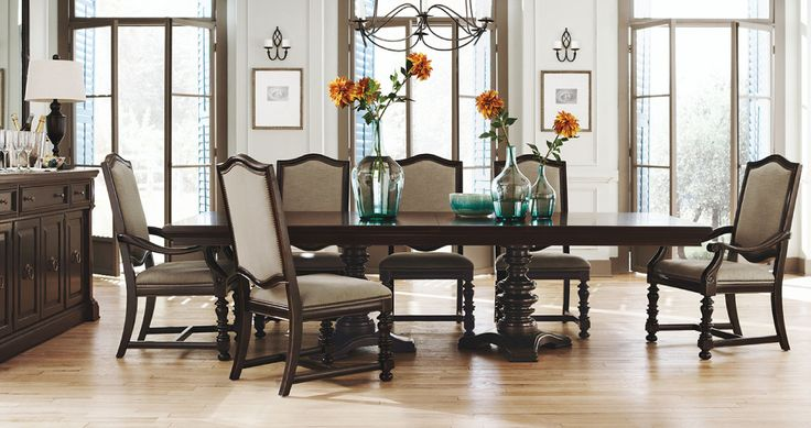 Shop our selection of eclectic dining room furniture to create your ideal space. From our traditional dining tables to rustic wooden dining sets, we have something for every style & budget at #Steinhafels.