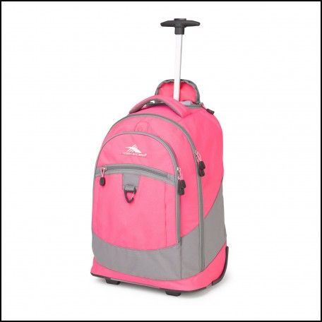 Wheeled Book Bags For College
