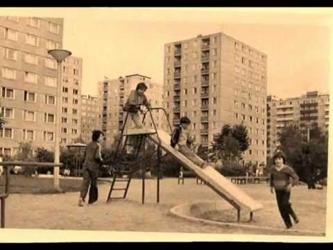 Újpalota Retró - Felhőtlen gyermekkorunk képekben - YouTube