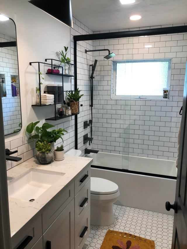Bathroom Bathrooms Remodel 1950s House Updating House