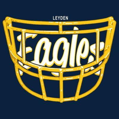 faceguard football design for the leyden eagles highschoolfootball footballdesign footballtee footballtshirt - Football T Shirt Design Ideas