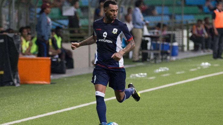 Jermaine Pennant signs deal with Bury after Tampines Rovers exit