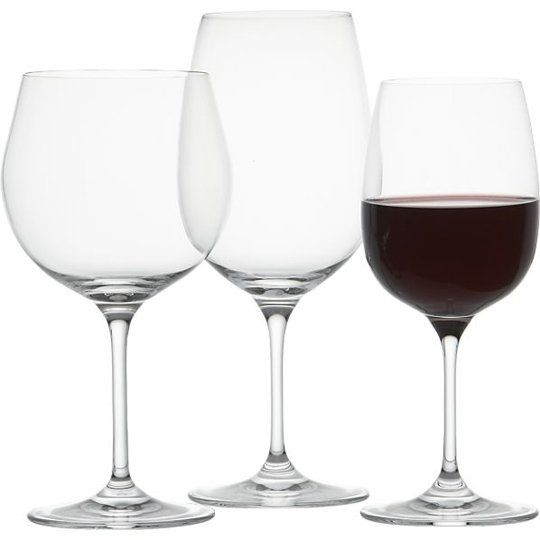 Crate & Barrel. Best Wine Glasses 2012 — Apartment Therapy's Annual Guide