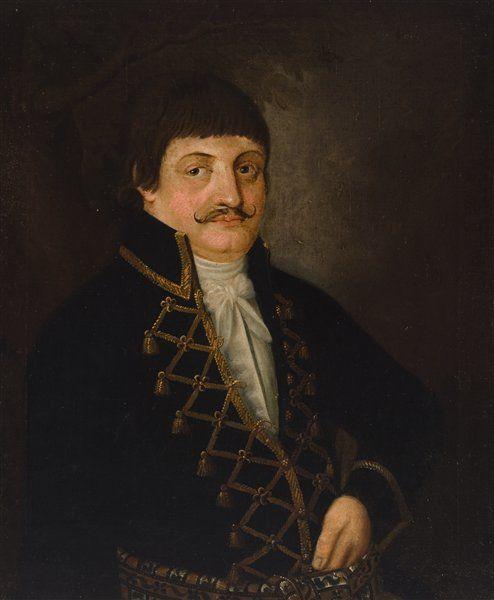 Kanstantyn Ludvik Jalenski.podkomorzy mozyrski
