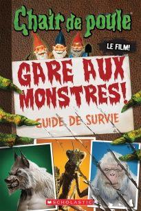 Ce guide utile contient tous les détails sur les mannequins, les fantômes et les goules du film Chair de poule.