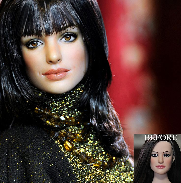 1000+ Images About Barbies And Repaints On Pinterest