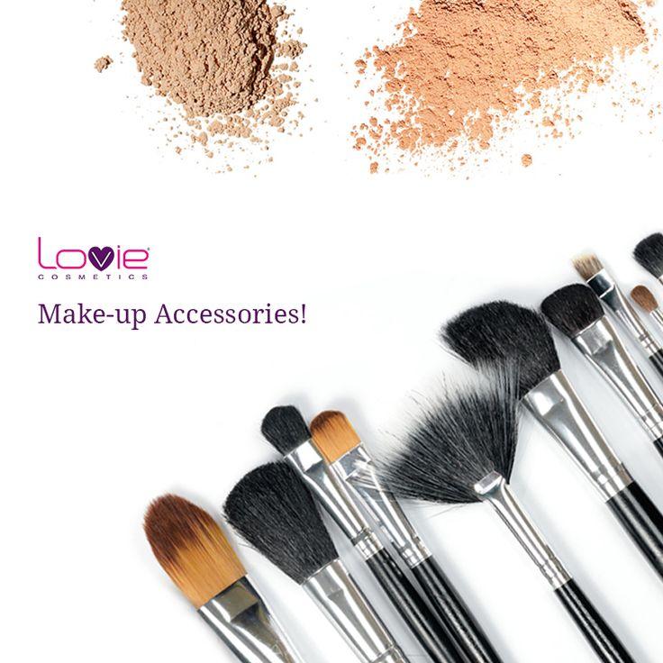 Μια μοναδική συλλογή αξεσουάρ μακιγιάζ που θα σε βοηθήσει για ένα τέλειο αποτέλεσμα. http://www.lovie.gr/axesouar-makigiaz #lovie #cosmetics