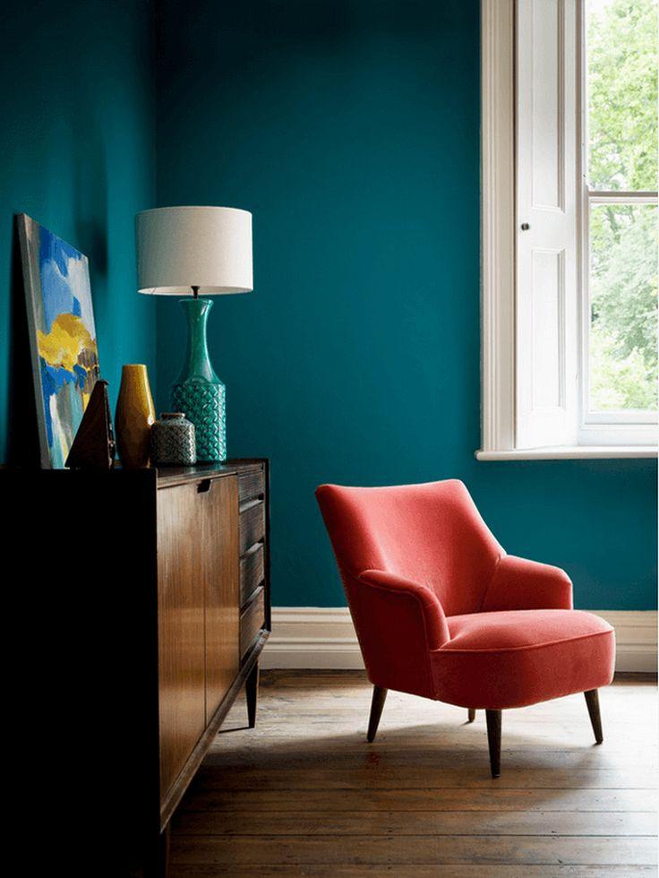Les 25 Meilleures Id Es De La Cat Gorie Peinture Bleu Canard Sur Pinterest Deco Bleu Canard